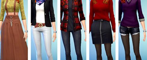 Les tenues de Brigitte (2)