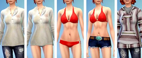 Les tenues de Brigitte (1)